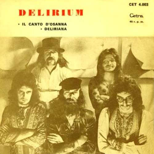 Delirium Canto Di Osanna Deliriana