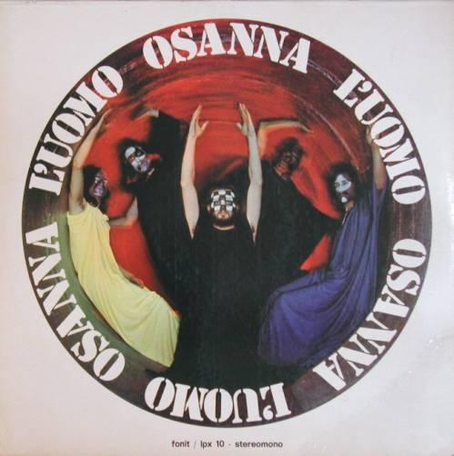 Osanna - Landscape Of Life