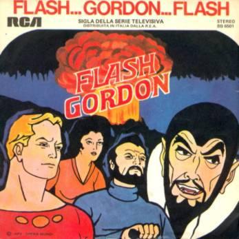 flash gordon lyrics
